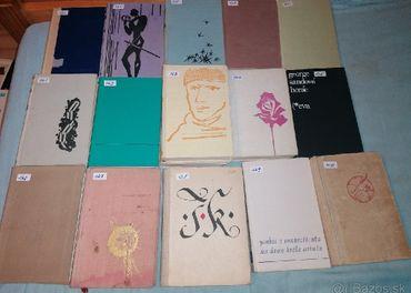 Knihy B