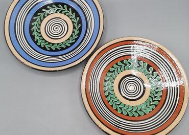 Taniere z pozdišovskej keramiky