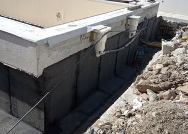 Búracie práce stavebné práce