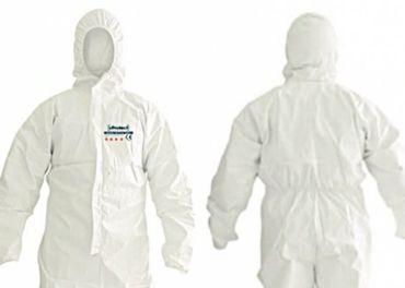 Jednorazový ochranný oblek