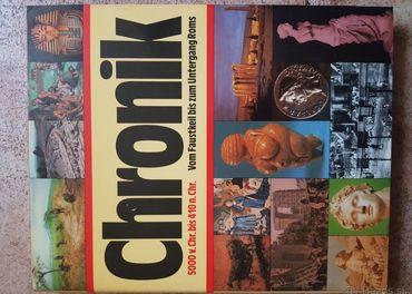Knihy Chronic 12ks