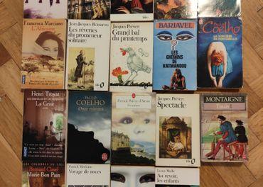 Knihy vo francúzskom jazyku