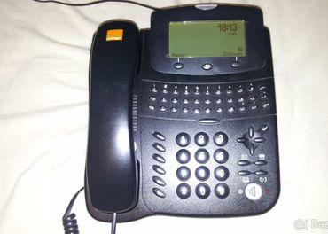 Domáci mobilný telefón Jablotron GDP-02 čierny