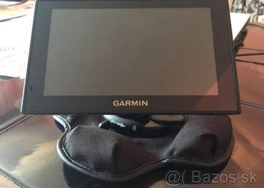 GPS navigácia Garmin DriveSmart 50 LMT-D