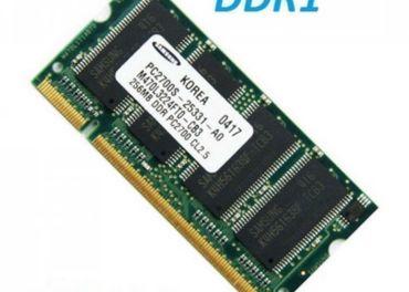 Ram do notebooku SDRAM,DDR1