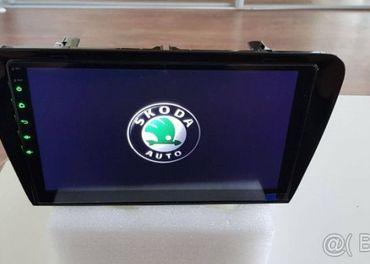 OCTAVIA 3 autoradio s dotykovym 10 displejom android wifi