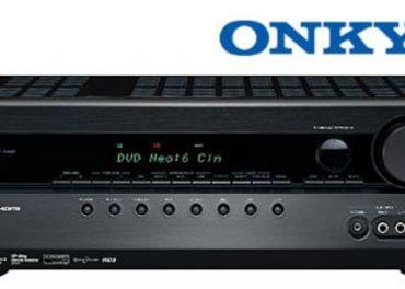 Onkyo TX-SR307 5.1 HDMI AV receiver + DO