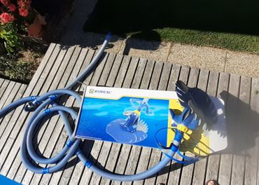 Bazénový vysávač Zodiak T5