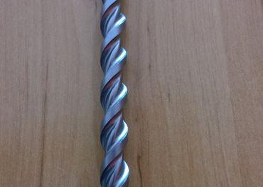 Spiralovy vrtak do dreva fí8, fí6 stopka sesthran a SDS M-14