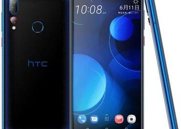 HTC Desire 19 Plus, 4gb/64gb, čierno modrá farba.