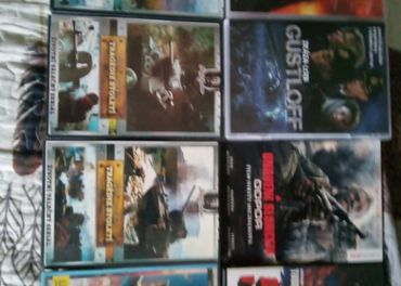 Predám dvd filmy ww2.