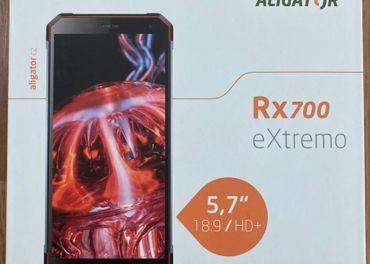 Odolný mobil zn. Aligator RX700 eXtremo-nový