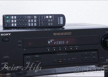 Sony STR-DE495, S/B, Dolby Digital DTS 5.1 AV-Receiver, náv