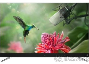 TV Android TCL U55C7006 - 140 cm 4K