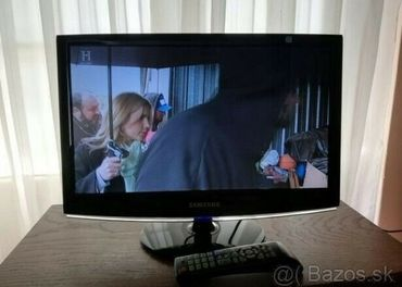 Samsung SyncMaster 933HD - LCD monitor with TV tuner - 18.5