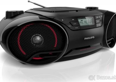 Prenosné rádio  s  CD  PHILIPS
