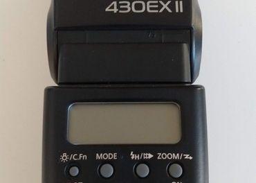 Blesk Speedlite 430EX II