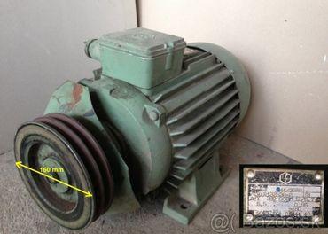 Predám 5,5 kW motor
