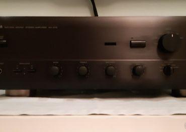 Yamaha ax 470
