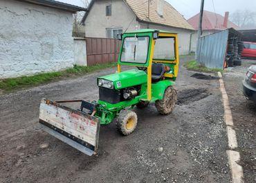Traktorik odhrnac