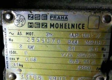 Predam elektro motor 380v alebo vimenim