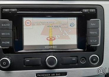 Predam Orginal Volkswagen /Rns310 autoradio s pin kodou Fun