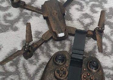 Dron z camerou