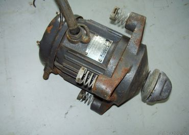 Motor zo žmýkačky