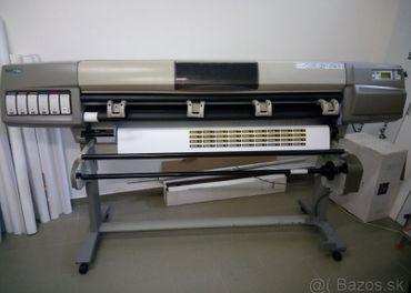 Predám velkoformátovú tlačiareň HP DesignJet 5000