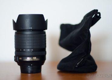 Nikon AF-S 18-105mm f/3,5-5,6G DX ED VR - TOP STAV