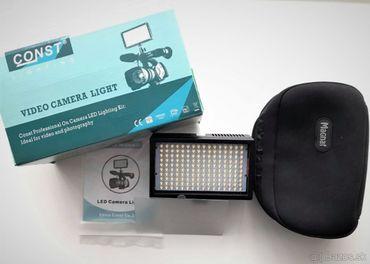 CONST EK144T - kamerové LED svetlo