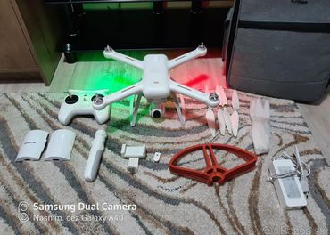 Xiaomi mi 4K dron VELA PRISLUSENSTVA