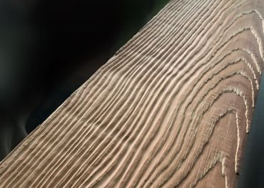 Kartáčované drevo