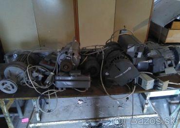 predaj priemyselne motory