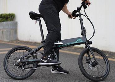 Predám elektro - bicykel skladací.