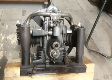 Stabilný motor Walter