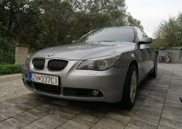 BMW e60 530xd 170kw