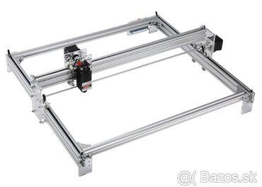 Nová CNC laserová gravírka EIDEVO