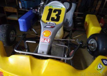 Motokara Ms kart gx390