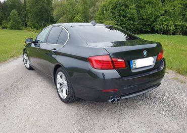 BMW RAD 5 520D A/T (F10) M-PACKET AUTOMAT8