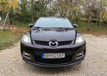 Mazda CX-7 2.3disi turbo