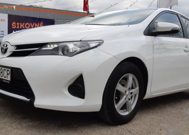 TOYOTA AURIS 1.33 L DUAL VVT-I POWER
