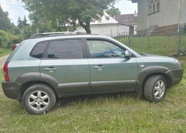 Hyundai Tucson r.v.:8/2005, CRDi, 1991cm3, 83kW4x4