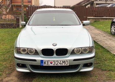 BMW e39  520i 110kw