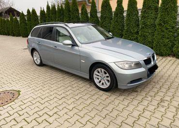 BMW Rad 3 Touring 320 d