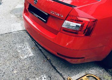 Predám originál škoda spojler 5. dverí Škoda Octavia III