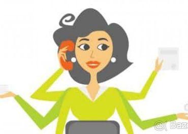 Hľadám si prácu na doma - administratíva - celé SR