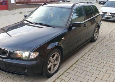 BMW 3 320D e46 Touring - 150ps- r.v 2005