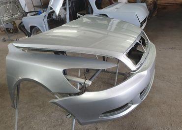Skoda Octavia 2 Facelift karosarske diely vo farbe,9156,