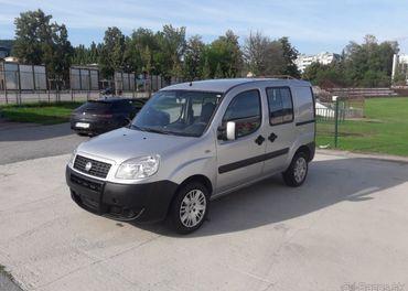 Fiat Doblo 1.9jtd 88kw model 2008